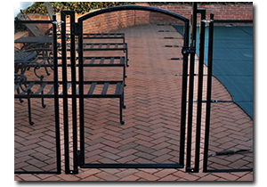 Self Closing Swimming Pool Gate