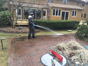 pool maintenance residential