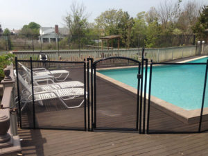 Pool Safety Fence Preseason Maintenance Tips