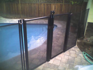 damaged pool fence repair and maintenance tips