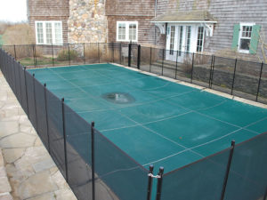 mesh pool safety covers Long Island, NY