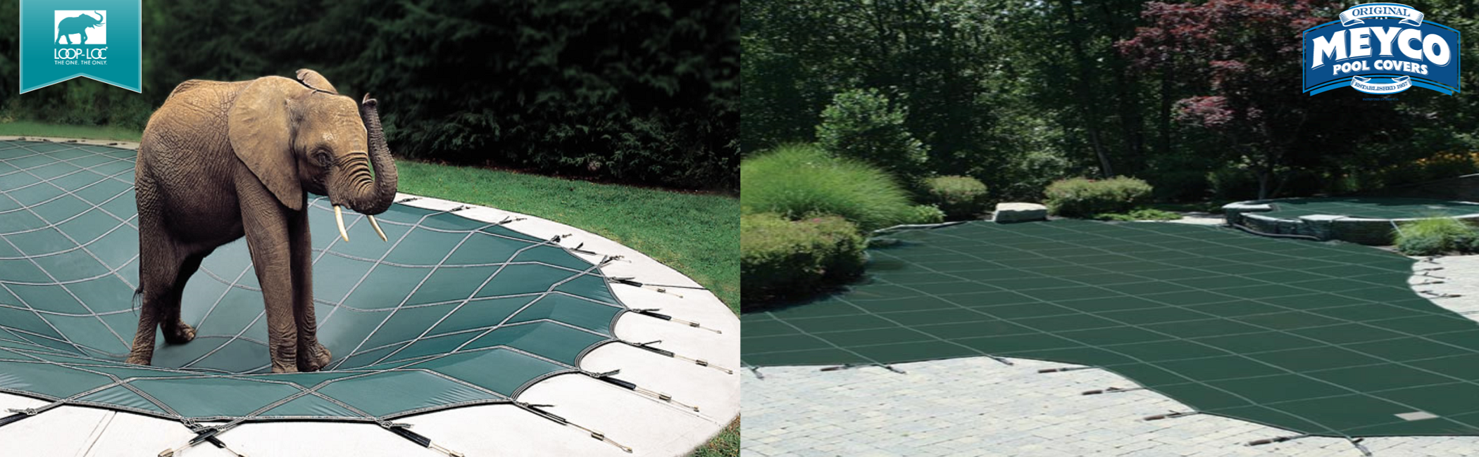 Meyco and Loop-Loc pool safety covers