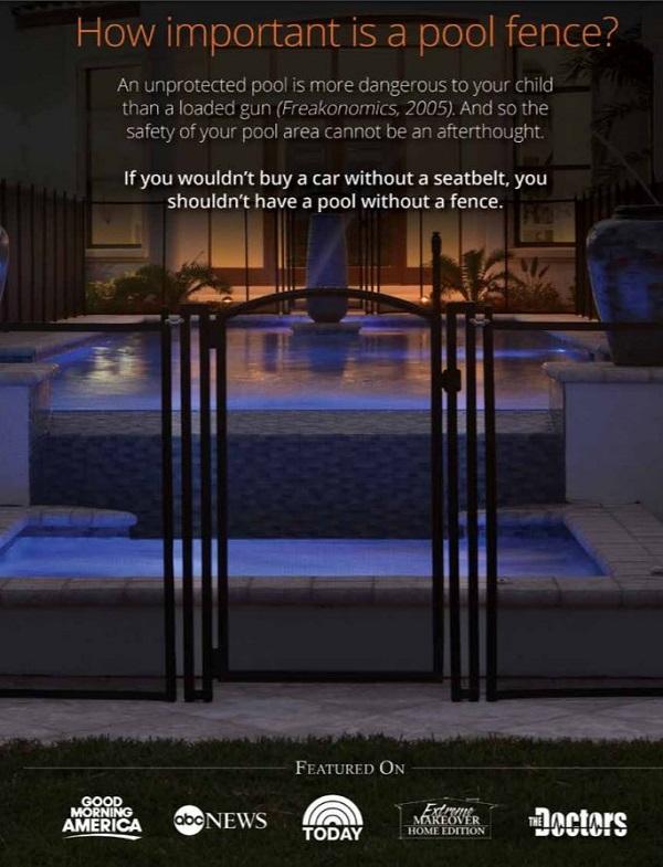 2020 Life Saver Pool Fence New York Brochure