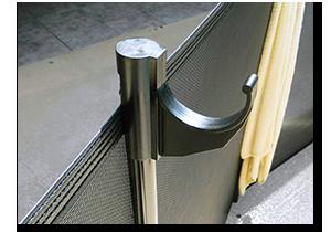 Omni Hanger Pool Fence Accessory