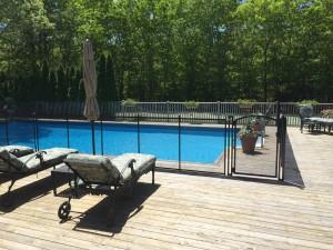 pool fence gate long island ny