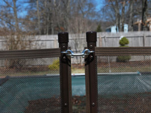 Pool Fence Safety Snap Latch