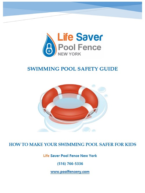 Life Saver Pool Fence swimming pool safety eguide