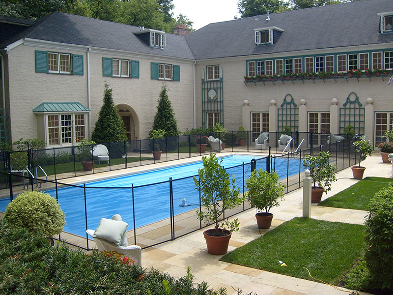 pool fence installations the Hamptons, New York